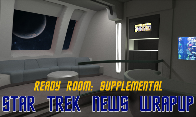 GGA Ready Room: Weekly STAR TREK Wrap-up – Supplemental: STAR TREK: DISCOVERY