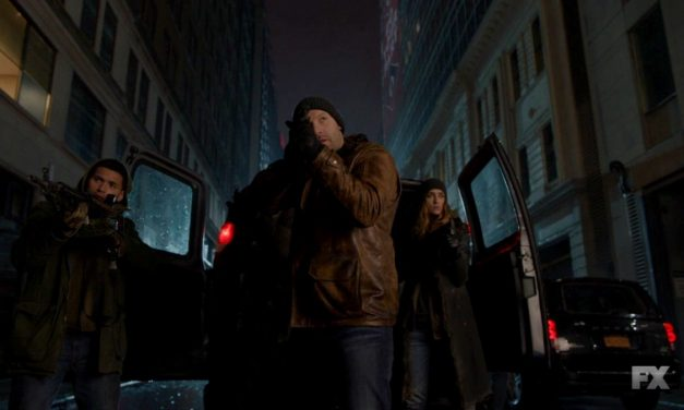 THE STRAIN Recap (S04E09) The Traitor
