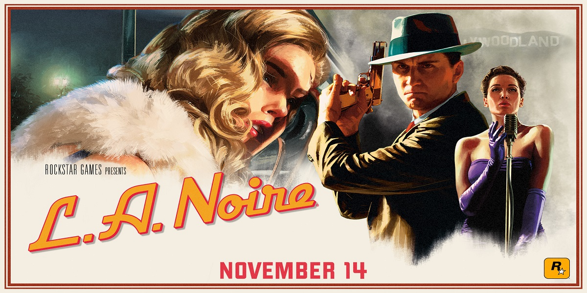 Four New Versions of L.A. NOIRE Are Coming in November