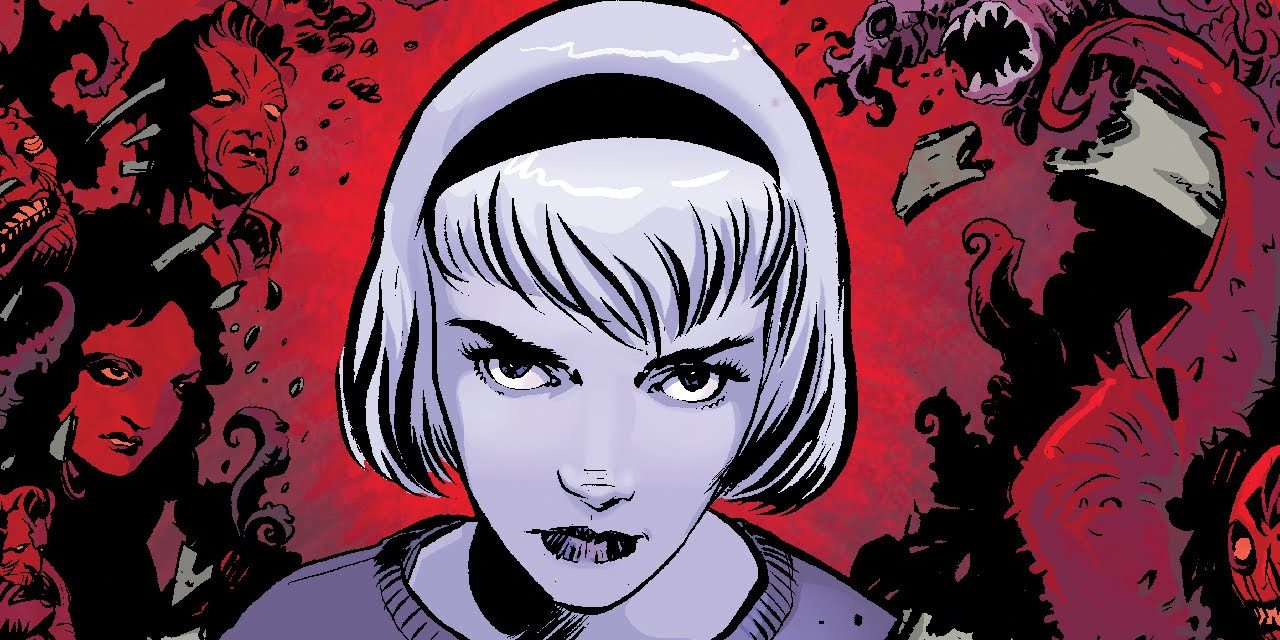 CHILLING ADVENTURES OF SABRINA Is in the Works at CW