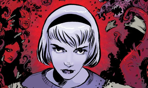 Check Out the Haunting First Images of CHILLING ADVENTURES OF SABRINA