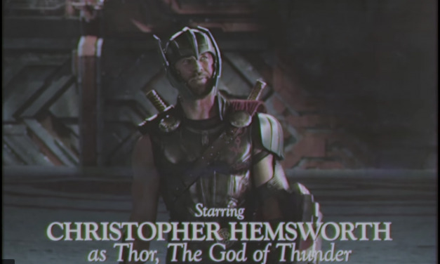 THOR: RAGNAROK Trailer Done in the Style of a 1980's Fantasy Action Film