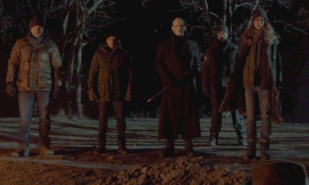 THE STRAIN Recap (S04E08) Extraction