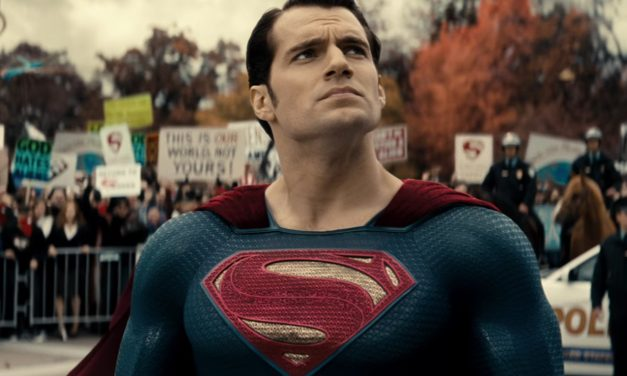SUPERMAN Reboot in Development at Warner Bros