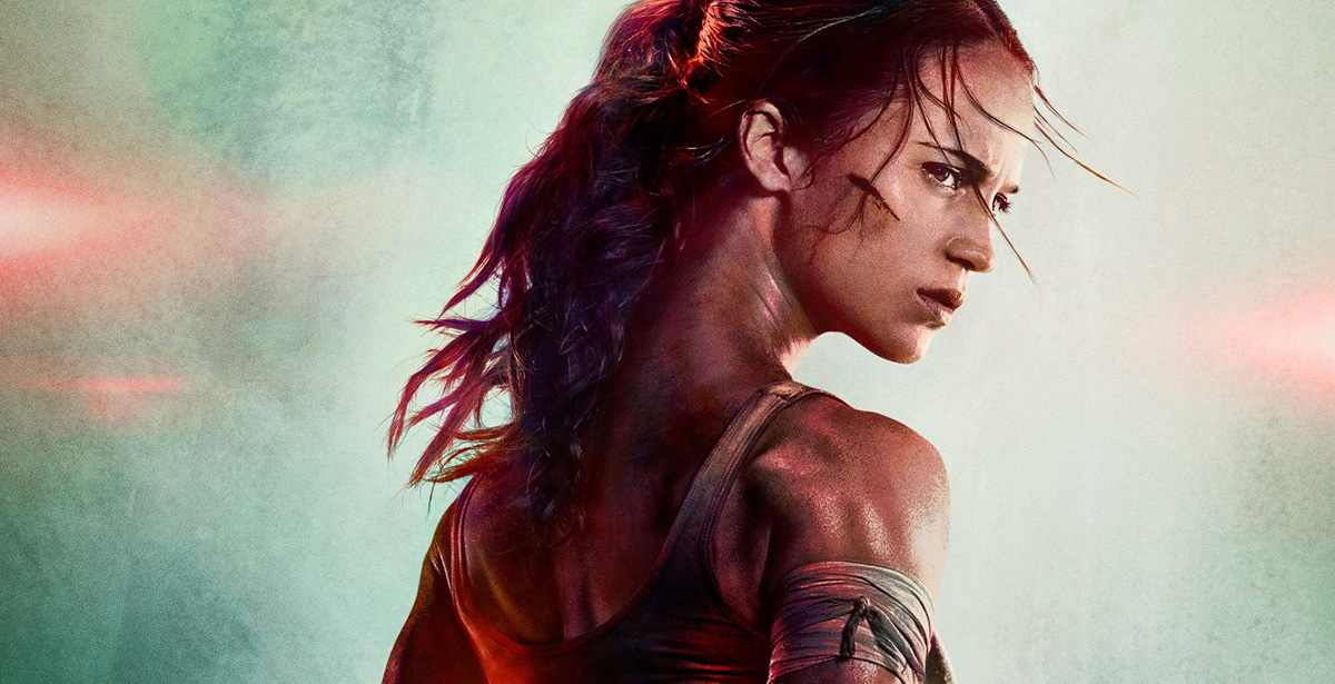 The Legend Begins in New TOMB RAIDER Poster