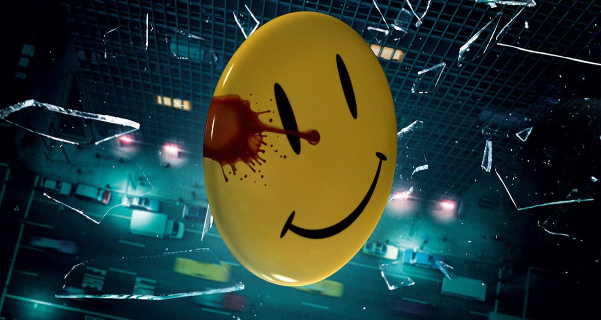 WATCHMEN TV Series Is Officially in Development