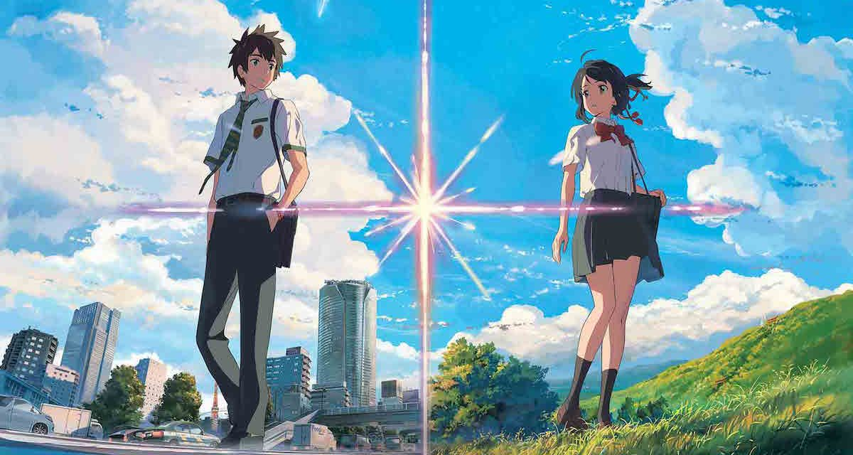 J.J. Abrams to Develop Live-Action YOUR NAME Based on Animated Japanese Blockbuster