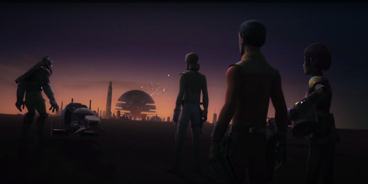STAR WARS REBELS Season 4 Gets New Timeslot