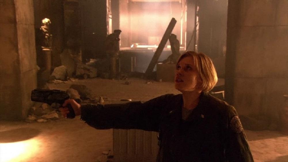 Still of Katee Sackhoff in Battlestar Galactica