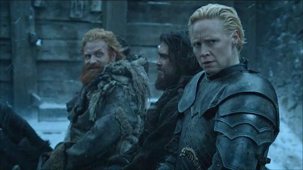 Gwendoline Christie Talks Tormund, Madonna and Selfies on LATE NIGHT WITH SETH MEYERS