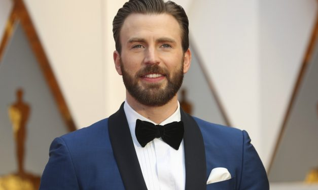 Chris Evans' Reunion With His Dog Dodger Will Melt Your Heart