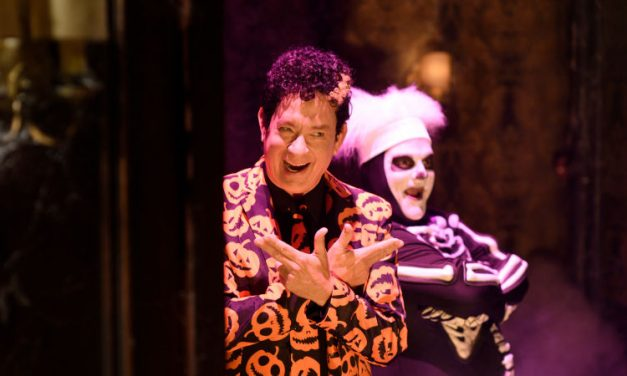 David S. Pumpkins Is Getting His Own Animated Halloween Special
