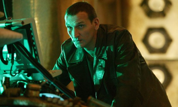 Christopher Eccleston Makes Fantastic Return to DOCTOR WHO