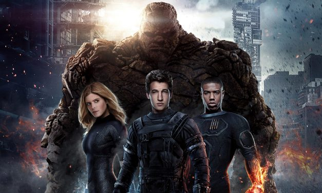 Matthew Vaughn Wants to Make a FANTASTIC FOUR Film