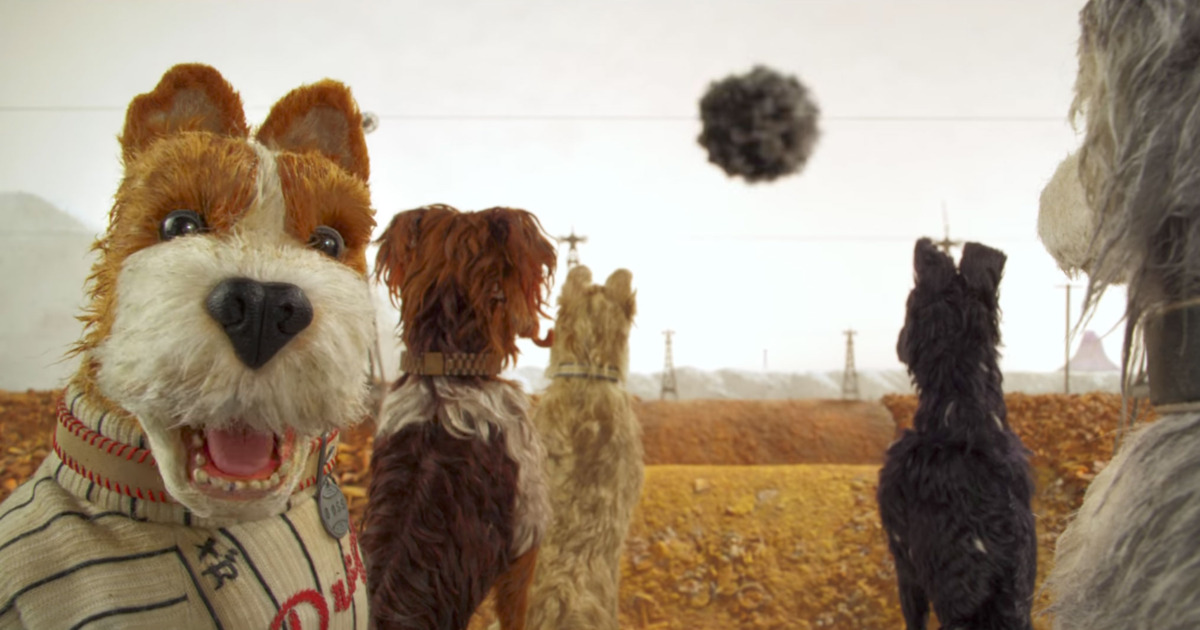 Wes Anderson's ISLE OF DOGS Trailer Will Blow You Away