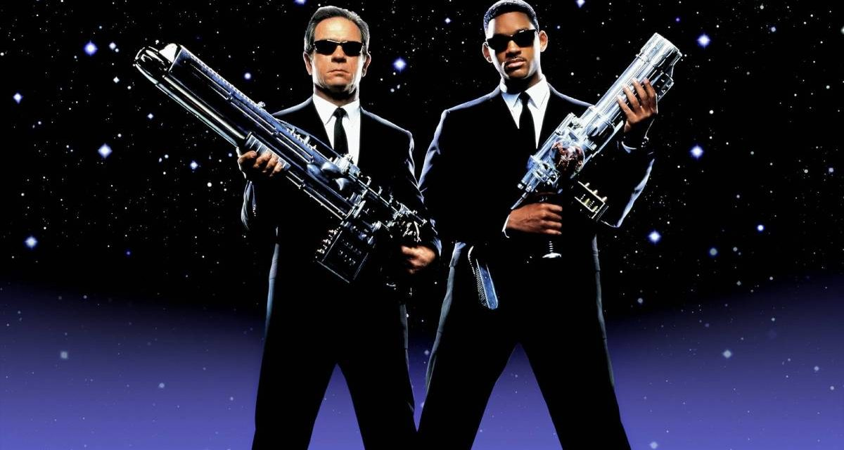 The MEN IN BLACK Are Returning with a Spinoff