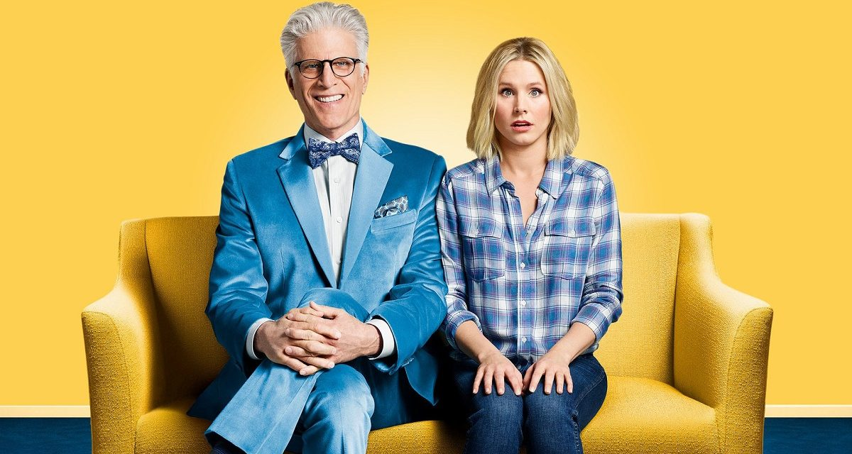 Here's All the Good Stuff That Happened in Season 1 of THE GOOD PLACE