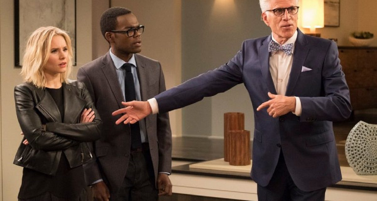 THE GOOD PLACE Recap: (S02E01) Everything Is Great!