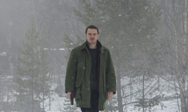 Movie Review- THE SNOWMAN