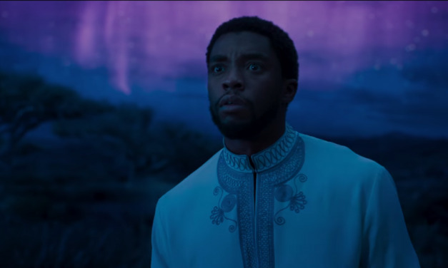 New BLACK PANTHER Trailer Takes Us to Necropolis and Beyond