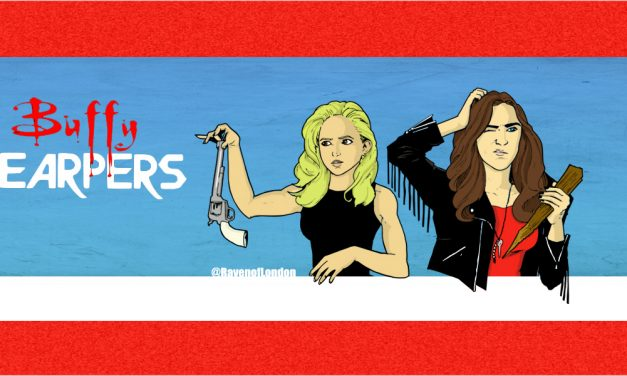 Spend Halloween with BUFFY THE VAMPIRE SLAYER and the Buffy Earpers!
