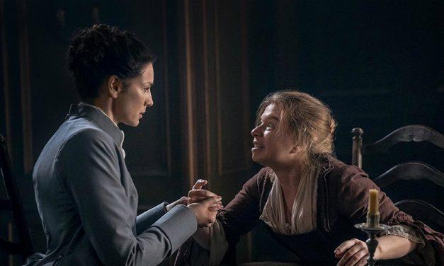 OUTLANDER Recap: (S03E07) Crème de Menthe