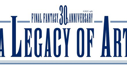 Final Fantasy 30th Anniversary Celebration Continues with A LEGACY OF ART Exhibition in California