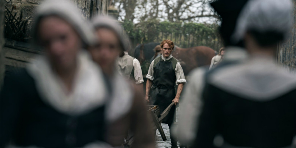 OUTLANDER Recap: (S03E04) Of Lost Things