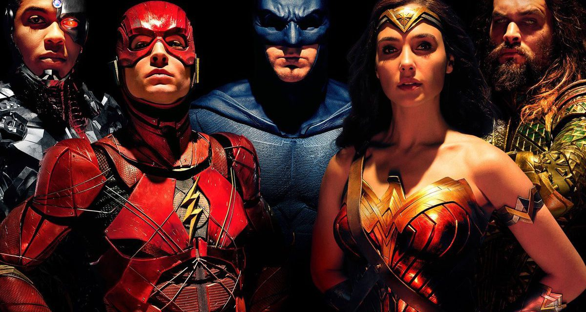 Listen to the Absolutely Epic JUSTICE LEAGUE Hero Theme By Danny Elfman
