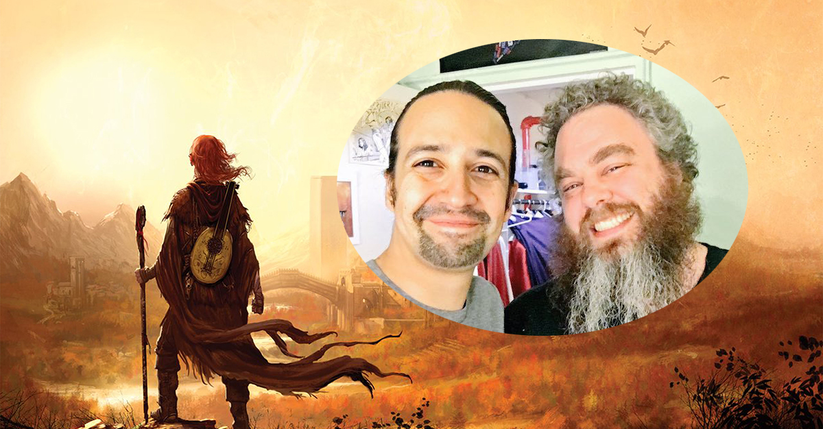 THE KINGKILLER CHRONICLE Is Heading to Showtime Thanks to Lin-Manuel Miranda