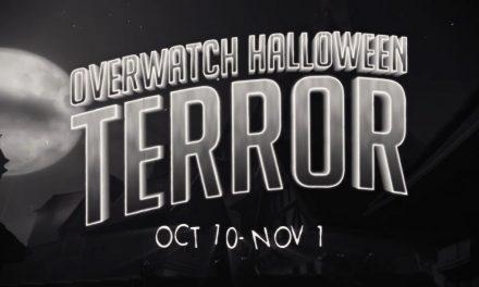 Dr. Junkenstein Returns in the OVERWATCH Halloween Terror 2017 Event