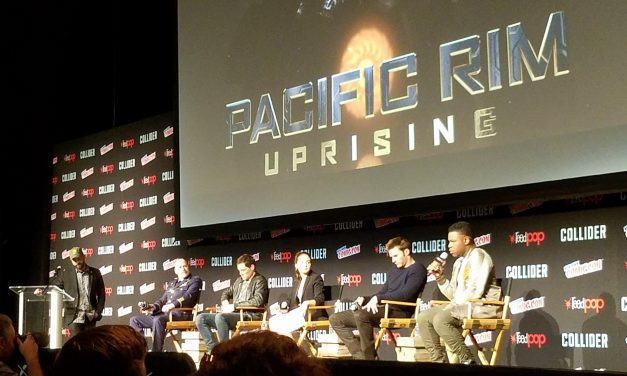 NYCC 2017: PACIFIC RIM UPRISING Brings the House to Their Feet