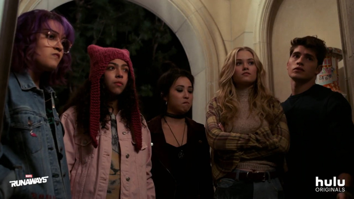 New Trailer for THE RUNAWAYS Shows Off All the Powers and Tech