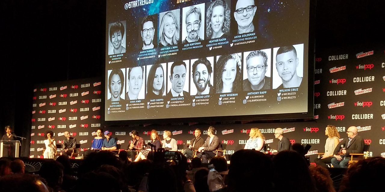 NYCC 2017: STAR TREK: DISCOVERY Asks the Tough Questions