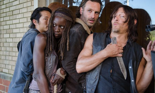 The 7 Funniest Moments on THE WALKING DEAD