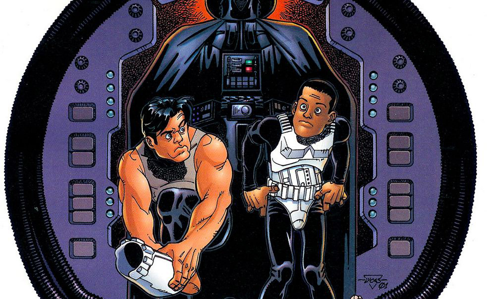 Tag and Bink Are Canon! Legends Characters Join HAN SOLO Film