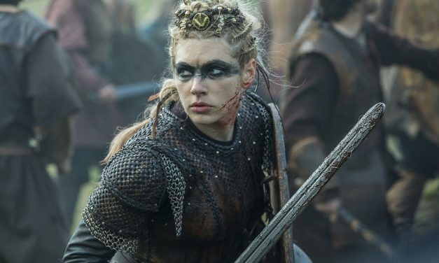 Geek Girl Authority Crush of the Week: LAGERTHA