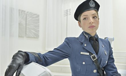 DEFIANCE'S Anna Hopkins Joins THE EXPANSE Season 3