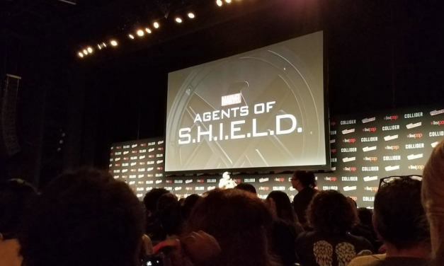 NYCC 2017: AGENTS OF SHIELD Panel Brings First 20 Minutes of Season 5 and Hilarious Blooper Reel