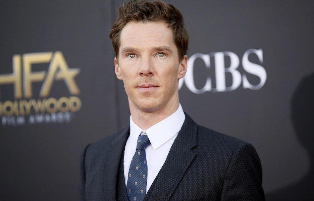 GOOD OMENS Finds Satan in Benedict Cumberbatch