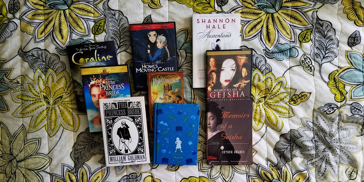 Movies I Like as Much as (or More Than!) Their Books
