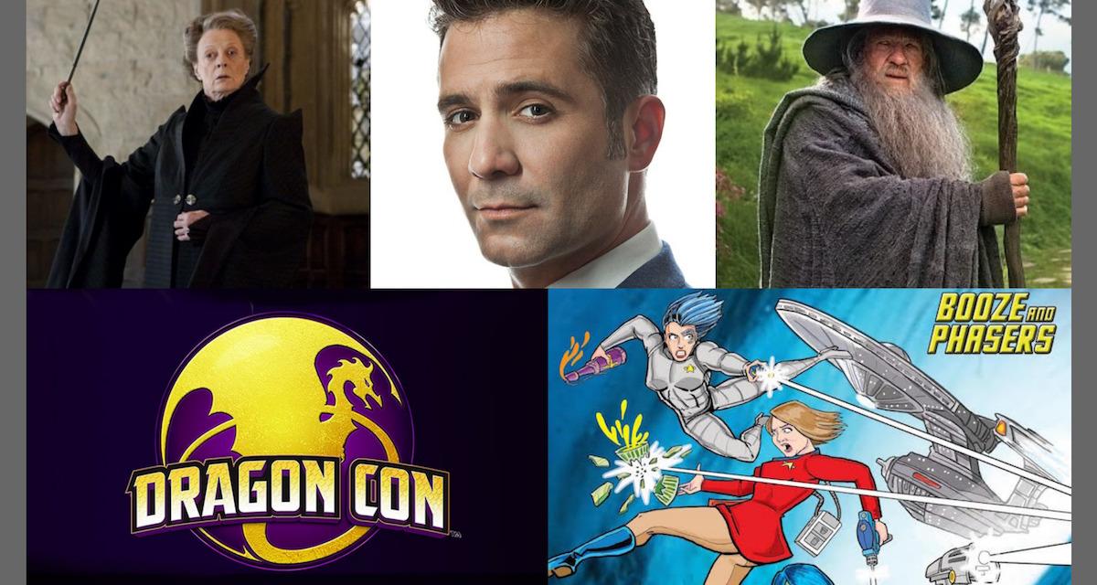 Ep 37 – Dragon Con, Wizards and More with Mark Gagliardi