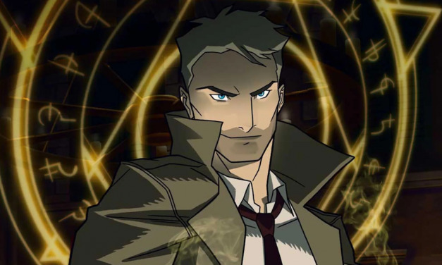 Clip for CONSTANTINE Animated Series Gives Us Our First Bloody Look