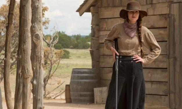 Women Rule the Wild West in GODLESS Trailer