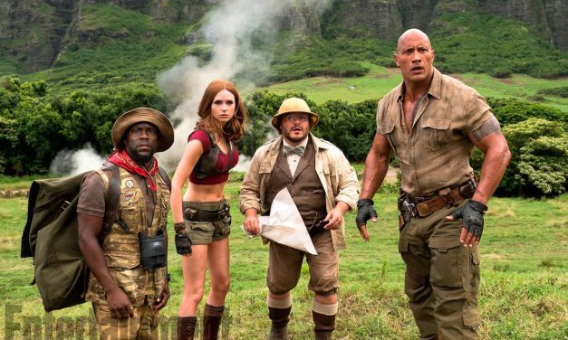 Stan Lee's LACC 2017: Dwayne Johnson Reveals JUMANJI: WELCOME TO THE JUNGLE Vignette