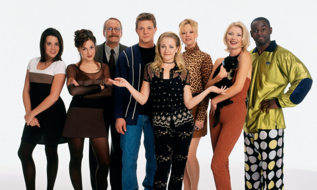 Stan Lee's LACC 2017: The Cast of SABRINA THE TEENAGE WITCH Reunites for a Magical Panel