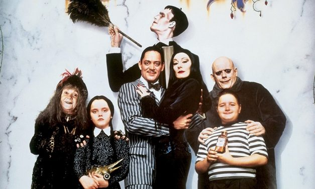 THE ADDAMS FAMILY Animated Feature Hooks Director