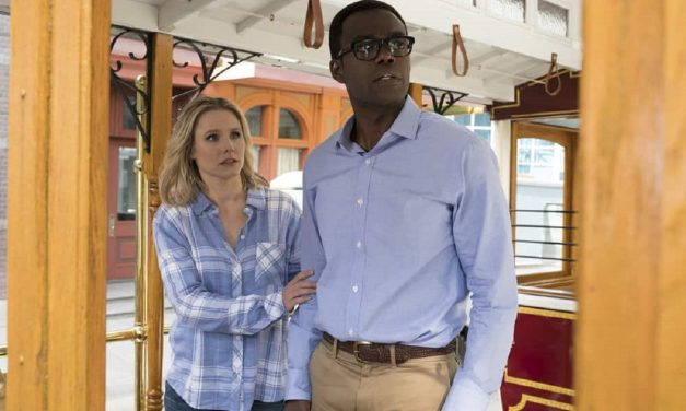 THE GOOD PLACE Recap: (S02E05) The Trolley Problem