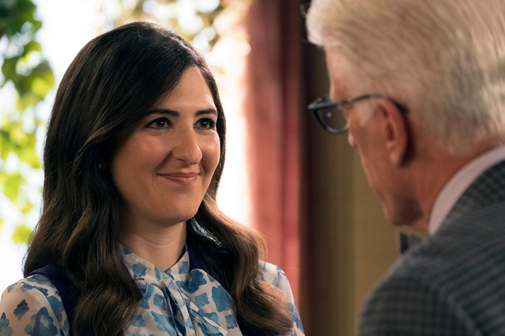 D'Arcy Carden as Janet on The Good Place