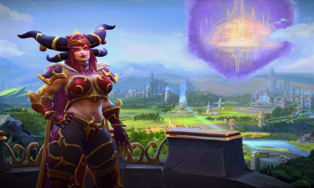 BlizzCon 2017: Alexstrasza, The Life-Binder, Will Rain Down Fire and Heals in HEROES OF THE STORM